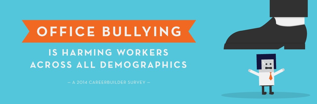 recommendations on workplace bullying Dealing with workplace bullying – a worker's guide page 7 of 15 workplace bullying can also be directed at or perpetrated by other people at the workplace, for example clients, patients, students, customers and members of the public.